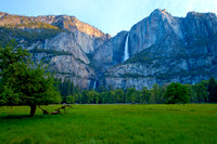 Yosemite Falls Sunrise
